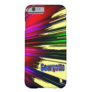 Georgette Dynamic Style iPhone case