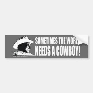 GeorgeW Bush Bumper Sticker