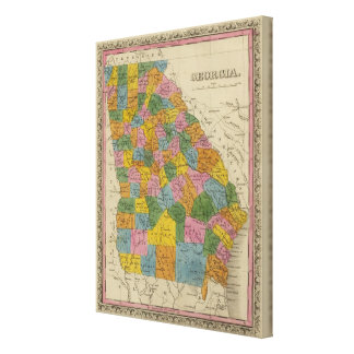 Georgia 10 canvas print