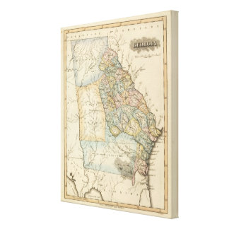 Georgia 11 canvas print