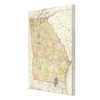 Georgia 13 canvas print
