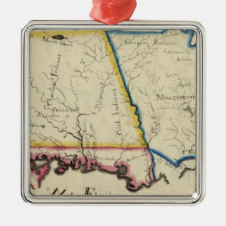 Georgia 13 christmas ornament