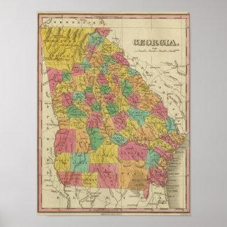 Georgia 13 poster