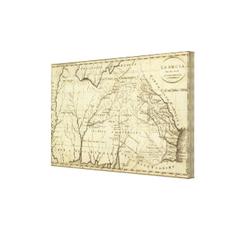 Georgia 2 canvas print