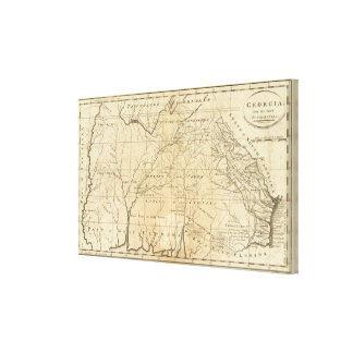 Georgia 4 canvas print