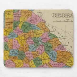 Georgia 4 mouse mat