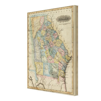 Georgia 5 canvas print