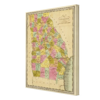 Georgia 6 canvas print