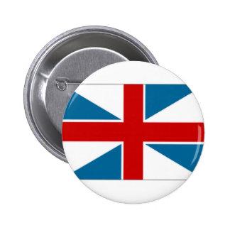 Georgia Air Force Flag Buttons
