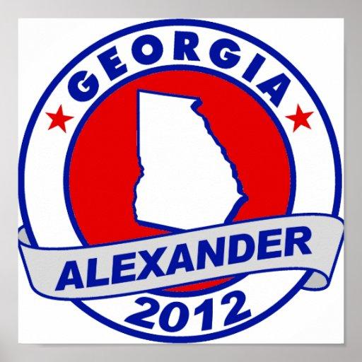 Georgia Alexander Print