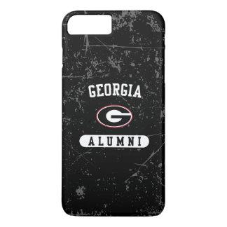 Georgia Alumni | Grunge iPhone 8 Plus/7 Plus Case