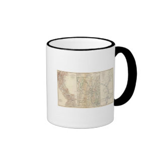 Georgia Atlanta Campaign 1st epoch Coffee Mugs