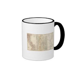 Georgia, Atlanta Campaign 1st epoch Ringer Mug
