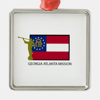 GEORGIA ATLANTA MISSION LDS CTR CHRISTMAS ORNAMENT