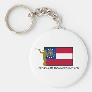 GEORGIA ATLANTA NORTH MISSION LDS CTR KEY RING