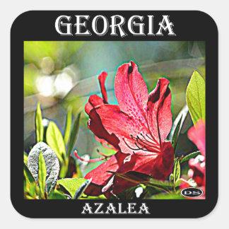 Georgia Azalea Sticker