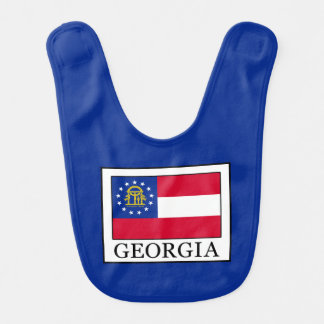 Georgia Baby Bib