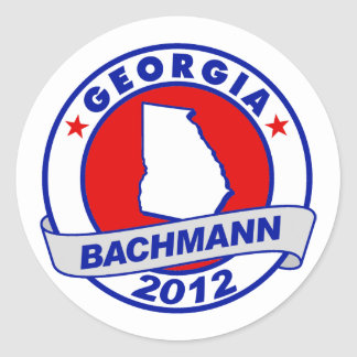 Georgia Bachmann Stickers