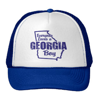 Georgia Boy Cap
