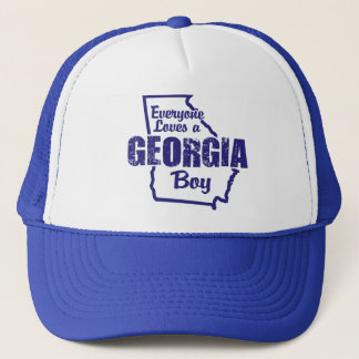 Georgia Boy Trucker Hat