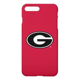 Georgia Bulldogs Logo iPhone 8 Plus/7 Plus Case
