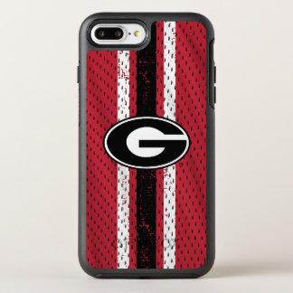 Georgia Bulldogs Logo | Jersey OtterBox Symmetry iPhone 8 Plus/7 Plus Case