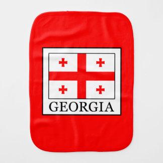 Georgia Burp Cloth