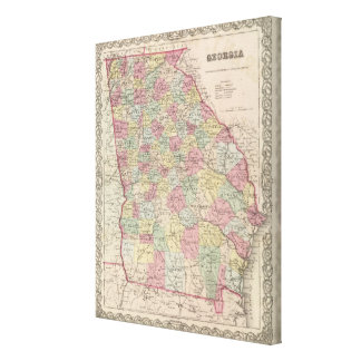 Georgia Canvas Print