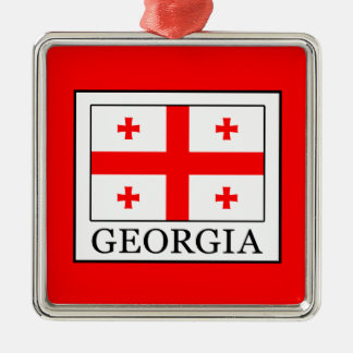 Georgia Christmas Ornament