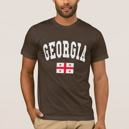 Georgia College Style T-Shirt