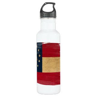 Georgia Flag 710 Ml Water Bottle