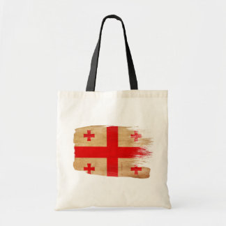 Georgia Flag Canvas Bags