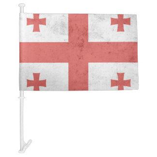 Georgia Flag Car Flag