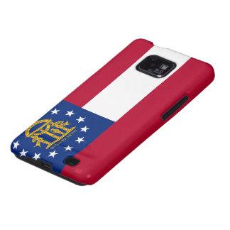 Georgia Flag Samsung Galaxy SII Cover