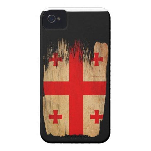 Georgia Flag Blackberry Bold Cases