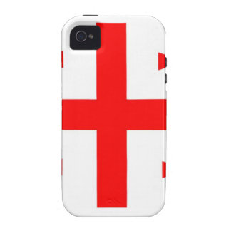 Georgia Flag Case For The iPhone 4