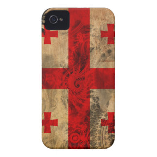Georgia Flag Case-Mate iPhone 4 Case