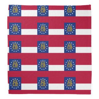 Georgia flag do-rag