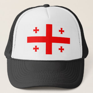 Georgia Flag GE Trucker Hat