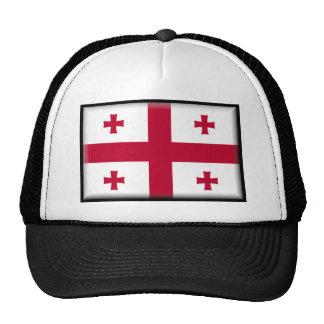 Georgia Flag Mesh Hat