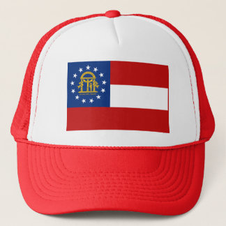 Georgia Flag Hat