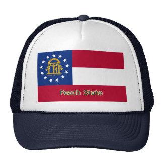 Georgia Flag Hat