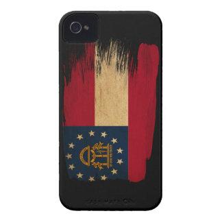 Georgia Flag iPhone 4 Cover