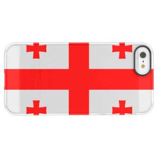 Georgia Flag iPhone 6 Plus Case