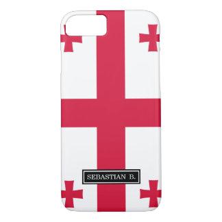 Georgia Flag iPhone 7 Case