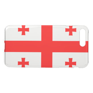 Georgia Flag iPhone 7 Plus Case