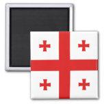 Georgia Flag Magnet