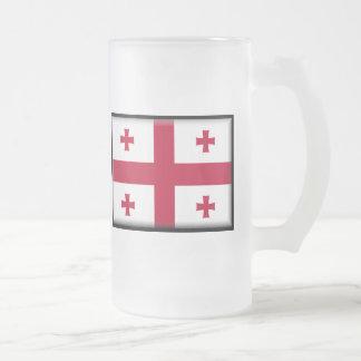 Georgia Flag Coffee Mugs