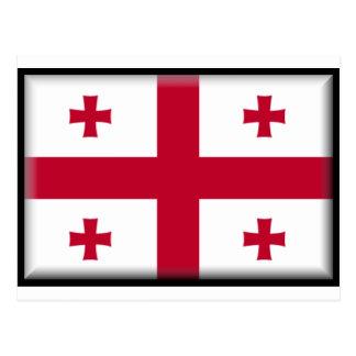 Georgia Flag Post Cards
