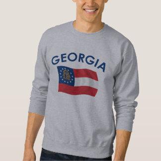 Georgia Flag Sweatshirt